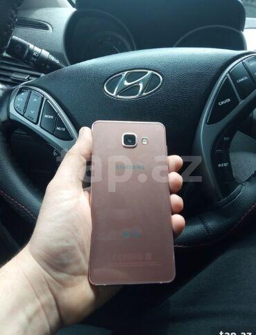 Samsung galaxy s1 - Azərbaycan: İşlənmiş Samsung A500 32 GB çəhrayı