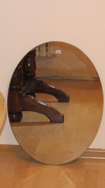 Овальное зеркало. в Бишкек