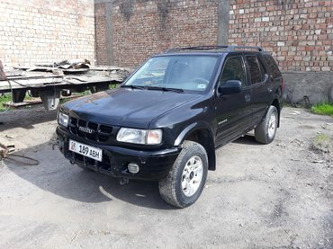 Isuzu Rodeo 2002 в Кок-Ой