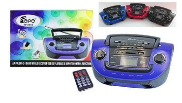 Elektronika - Sabac: 3500dinMp3 radio sa USB i SD ulazom koji prima karticu ili USB fles