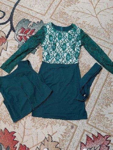 Распродажа. Остатки сладки!!! Платье гепюровое. +Жилет к платью