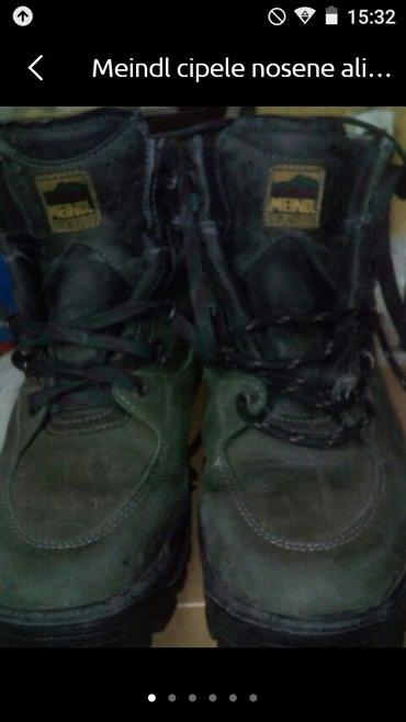 Pantalone boja maslinasto zelena kvalitetne super meka - Srbija: Original cipele za rad par puta nosene boja maslinasto zelena