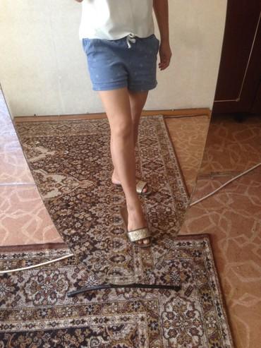 Женские шорты в Кыргызстан: Шорты размер S
