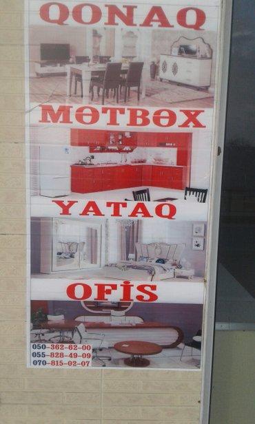 Bakı şəhərində mebel sifarisle