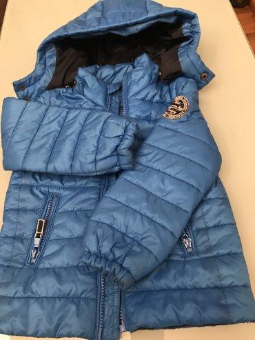 Bakı şəhərində Новая Куртка с отстегивающим капющоном,очень плотная,купленна в Австри