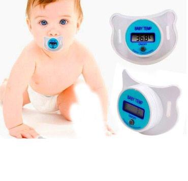 Термометр-соска Baby Pacifier+ БЕСПЛАТНАЯ в Бишкек