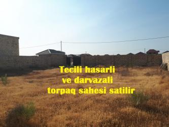 torpaq satışı - Sumqayıt: Satış 6 sot mülkiyyətçidən