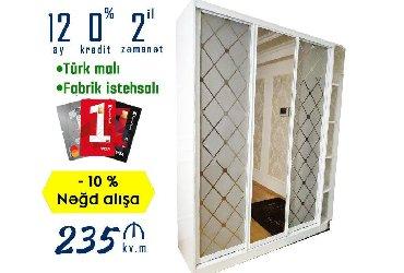Dəhliz mebeli - 235 AZN/kv.m.Nəğd Satışa 10% EndirimBirKart