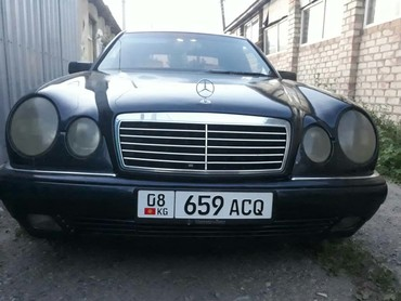 Mercedes-Benz E 200 1996 в Бишкек