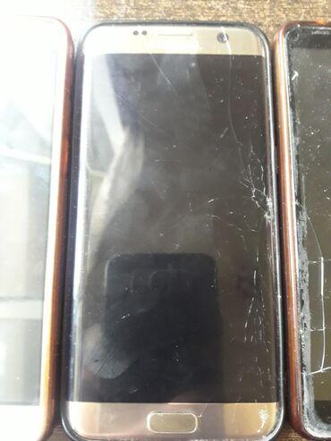Samsung-a-3 - Кыргызстан: Меняю 3 тел нерабочее экран звонить можно на самсунг j 7 2016