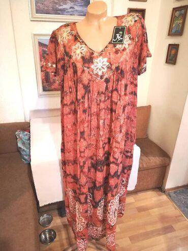 98 oglasa: Nova zenska indijska haljina za punije dame Nini. Indijska. Odlicna