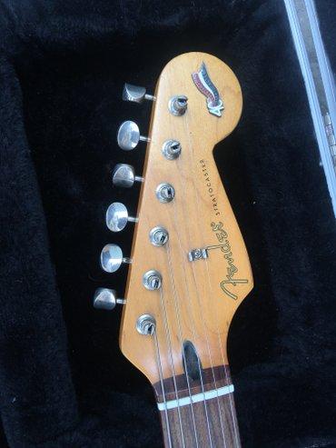 Fender stratocaster(h-s-s) mexico 1994. доброго времени в Бишкек