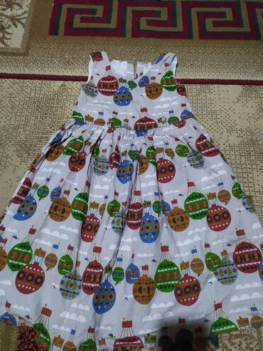 Детская одежда и обувь - Кок-Ой: Платья для маленьких девочек