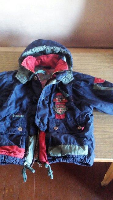 Продаю:. курточка тепленькая ( не в Лебединовка