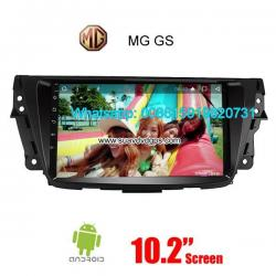 MG GS Car audio radio update android GPS navigation camera in Kathmandu