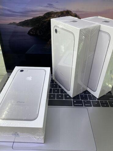 ipad 4 32gb cellular wifi в Кыргызстан: Новый iPhone 7 32 ГБ Серебристый