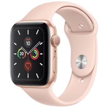 Золотистые Унисекс Наручные часы Apple