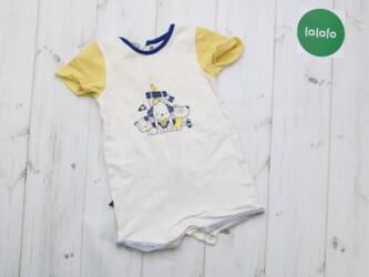 Боди для малыша Mayoral, 6-9 месяцев     Длина: 44 см Пог: 24 см Рукав