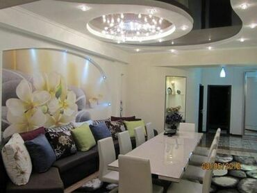 Сдается квартира: 3 комнаты, 105 кв. м, Бишкек