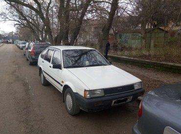 Есть запчасти тойота Карина 2 - Е - 1988 в Бишкек