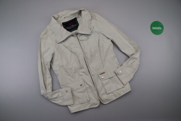 Жіноча демісезонна брендова куртка Conte Of Florence    Довжина: 64 см