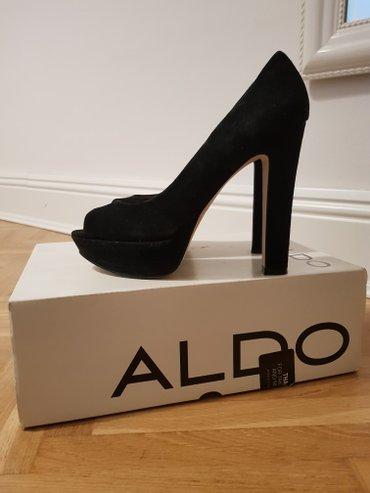 Aldo kozne cipele, nenosene!! Broj 38, kozne - Beograd