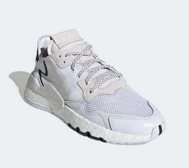 шредеры 9 компактные в Кыргызстан: Продаю новые кроссовки Adidas Nite Jogger размер 42 ( 9 us )