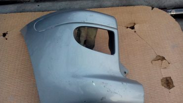 фун в Кыргызстан: Продаю задний левый клык на бампер тойота функарго ристалинг срочно