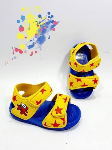Predivne gumene sandalice imaju dva podesiva cicka, iznad risa i na