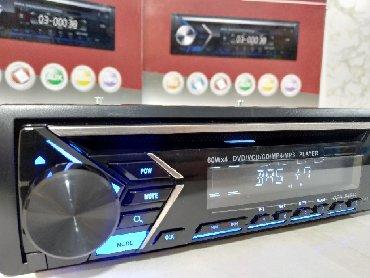 Avtomobil elektronikası - Azərbaycan: Dvd maqnitola satılırAVTO AKSESUAR 12MAQNiTOFONLARIN UNİVERSAL