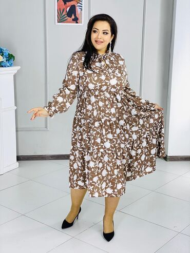 Платье Свободного кроя XXS