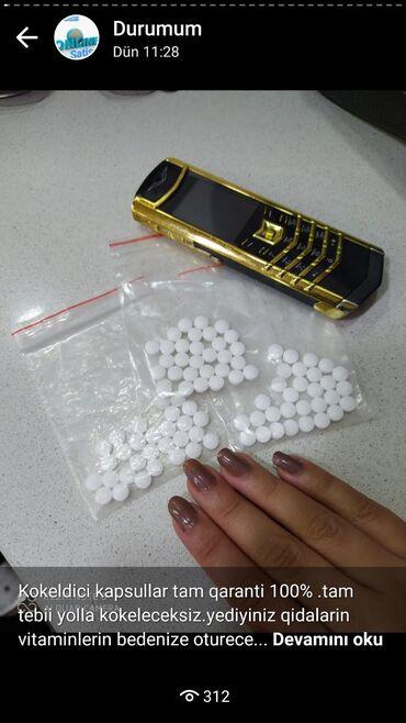 Kokeldici tabletler.endrimdedir.50 yox 25 azn cemi.saglam yolla