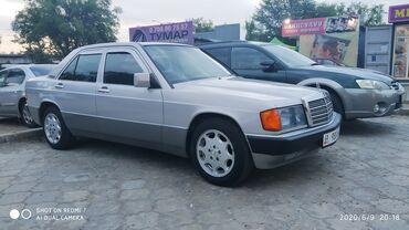 Mercedes-Benz в Кыргызстан: Mercedes-Benz 190 (W201) 2 л. 1991
