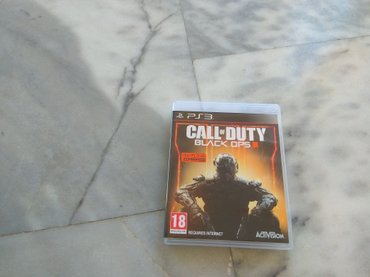Call of duty black ops3(ps3)  σε Αθήνα
