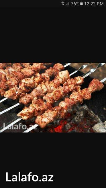 Bakı şəhərində Kababçı teleb olunur teecili artan maaşdı teecili elaqe saxlayın