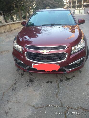 basovka satilir - Azərbaycan: Chevrolet Cruze 1.4 l. 2015 | 139300 km