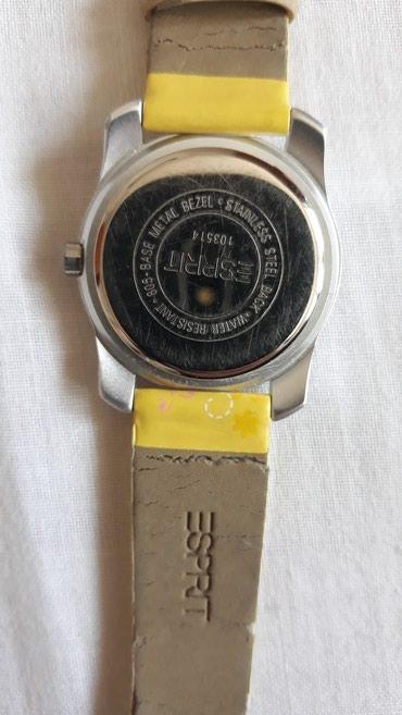 Esprit original deciji sat potrebno zameniti bateriju i narukvicu - Novi Sad - slika 2