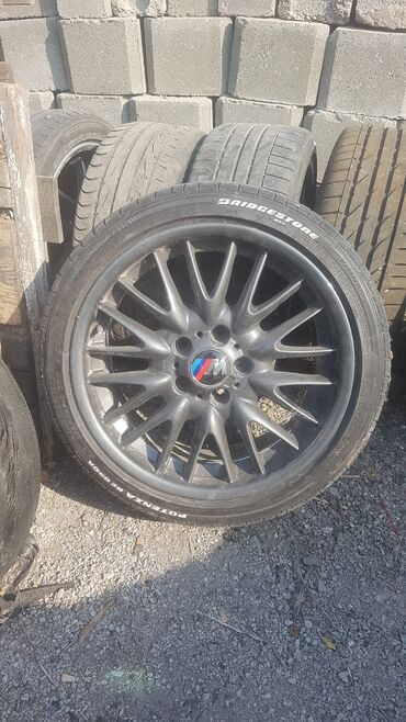 Bmw x3 20d at - Кыргызстан: Продам диски на BMW, R18 5x120 разноширокие 8jj и 8,5jj вылет ет40