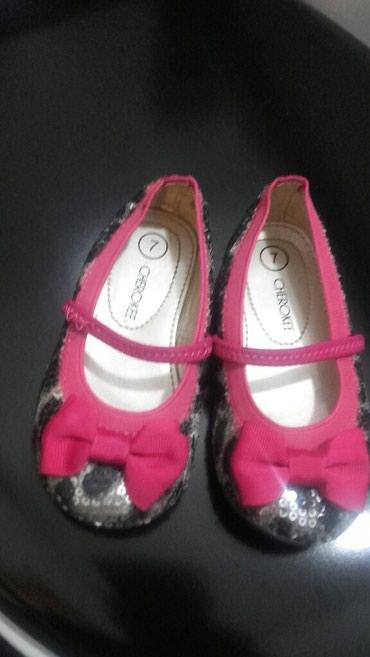 Dečije Cipele i Čizme   Kragujevac: Baletanke prelepe kao nove obuvene dva puta br.je 21-22.Za sve sto vas