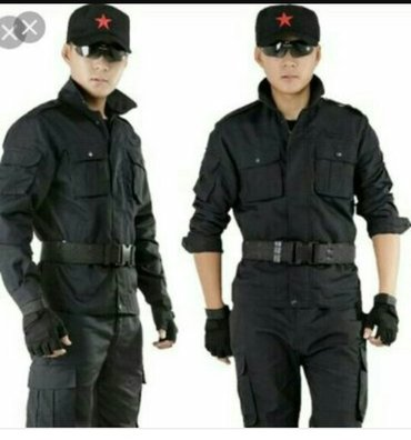 Bakı şəhərində Muhafıze sırketıne muhafıze beyler teleb olunur..yash aralıgı