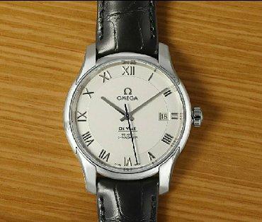часы дешок в Кыргызстан: Серебристые Мужские Наручные часы Omega