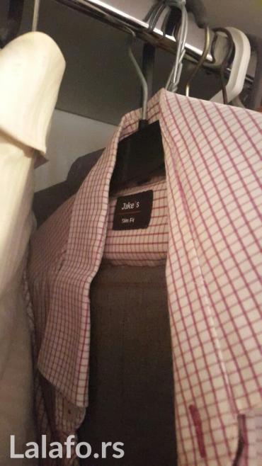 Muške košulje, moderne, bez oštećenja - Pozarevac