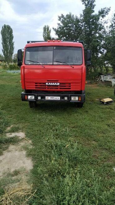 Грузовой и с/х транспорт - Шопоков: Продам КамАЗ 55111. 96г. В хорошем состоянии. Машина без вложений. К