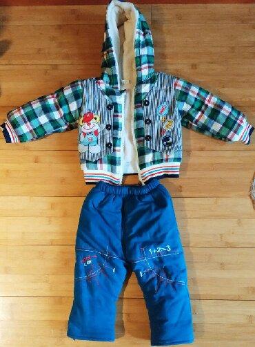 детский костюм для мальчика в Кыргызстан: Детский зимний костюм1-1'5 г