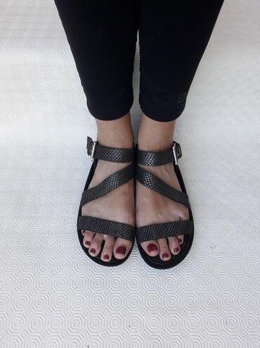 Antonella Rossi- broj 40. Kozne sandale- jako udobne i lagane. Broj