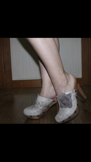 Продам новые туфли-сабо, размер 37, Бразилия, очень удобные  в Бишкек