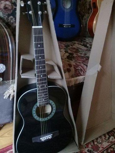 Bakı şəhərində Gitara akustik ve classik