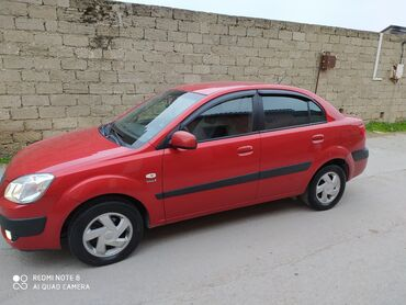 Kia Azərbaycanda: Kia Rio 1.5 l. 2006   200000 km