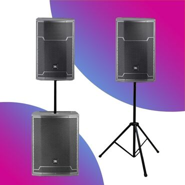 JBL PRX ПРОДАЖА И АРЕНДАРеализуем новый фирменный комплект звука JBL