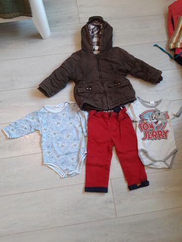 Dečija odeća i obuća - Ruski Krstur: Paket za uzast 1,5godina